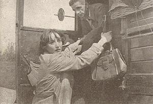 Ossessione di Luchino Visconti scena tagliata