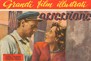 Grandi film illustrati: Ossessione 1943