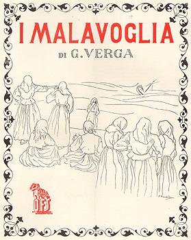 Disegno di Francesco Trombadori 1947