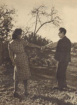 Una scena del film (Foto Ronald)