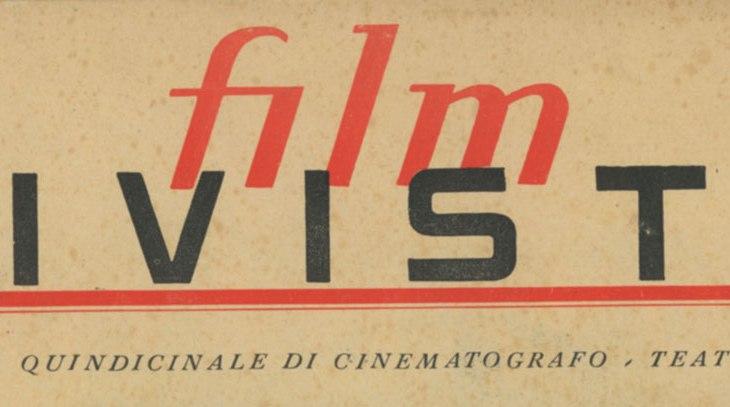 Film Rivista Dicembre 1946