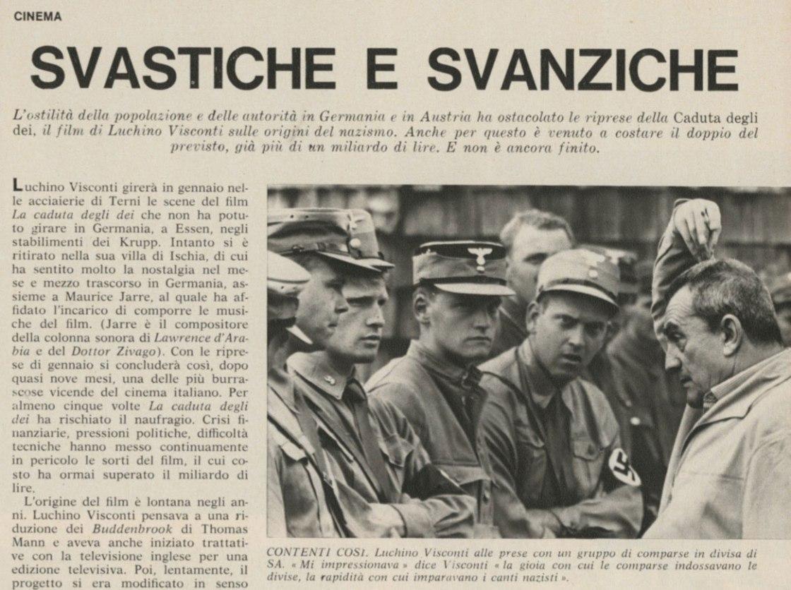 Svastiche e svanziche 1968