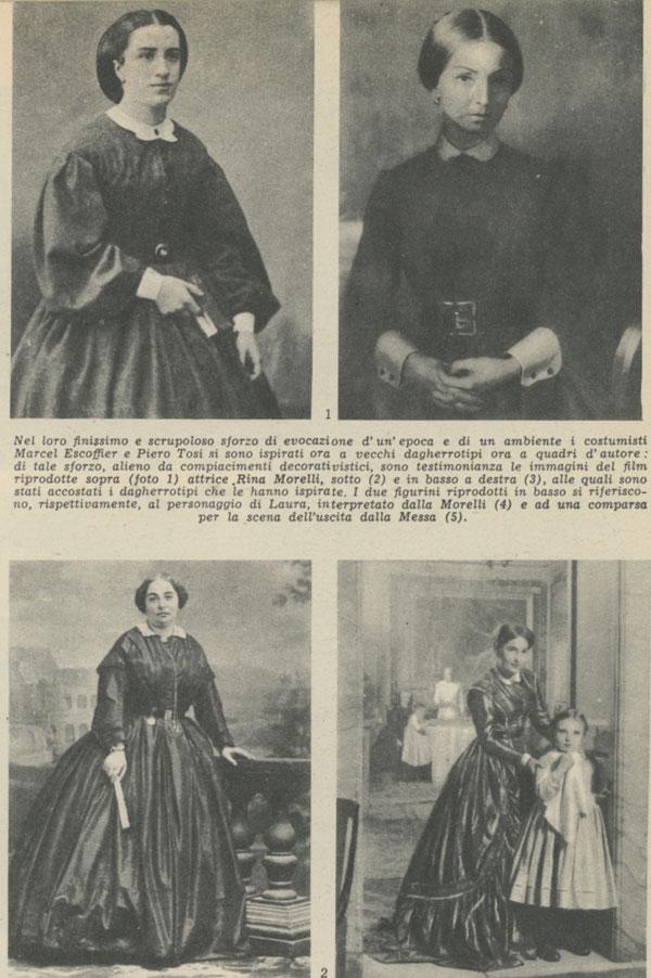 Costume come vita, Senso Luchino Visconti