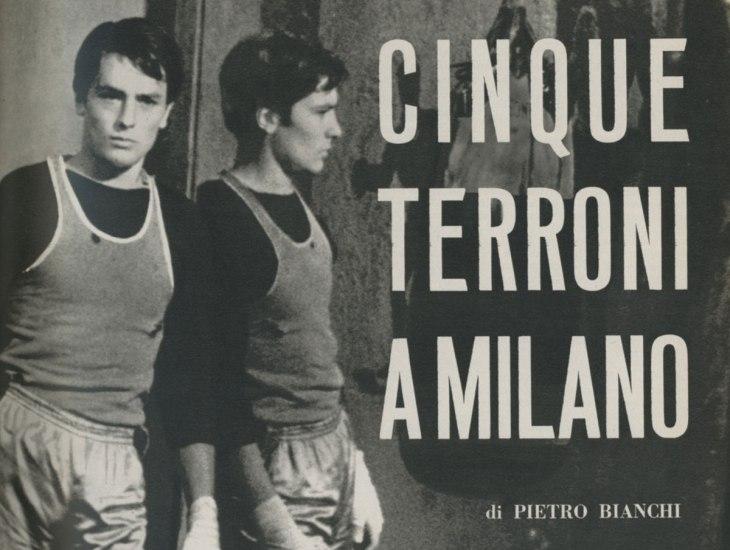 Cinque terroni a Milano di Pietro Bianchi
