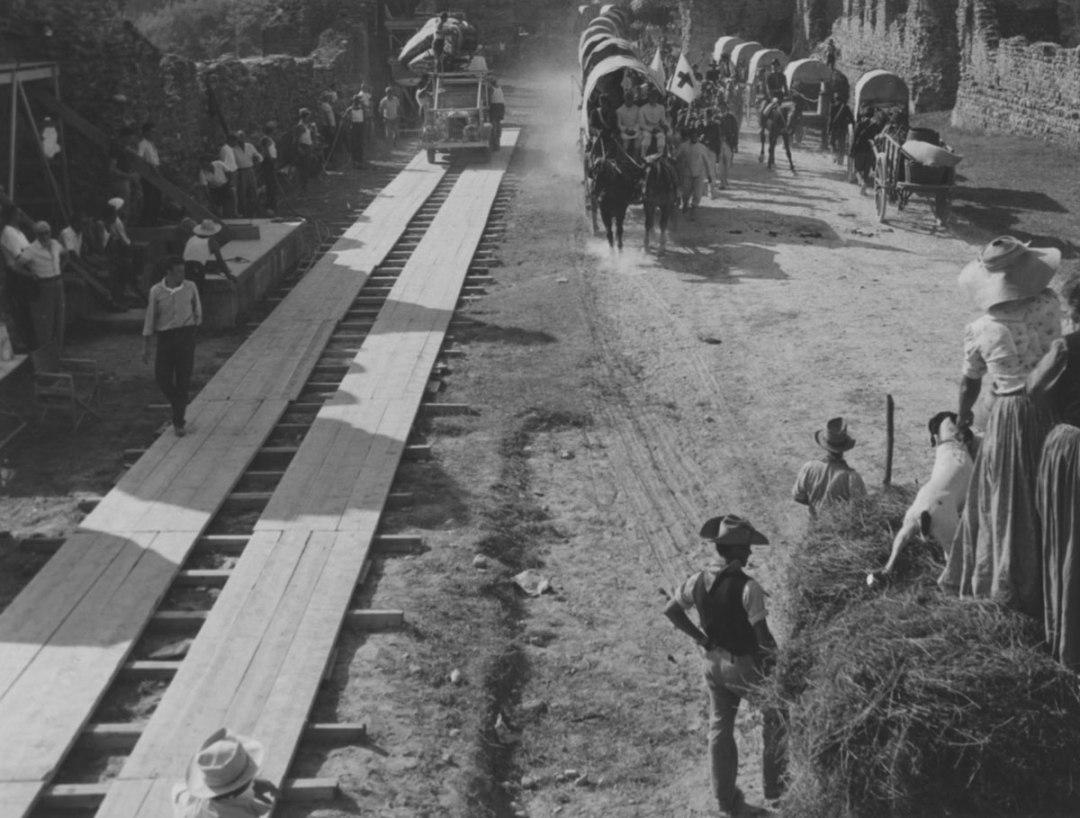 Riprese di Senso di Luchino Visconti