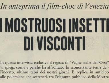 Vaghe stelle dell'Orsa di Luchino Visconti