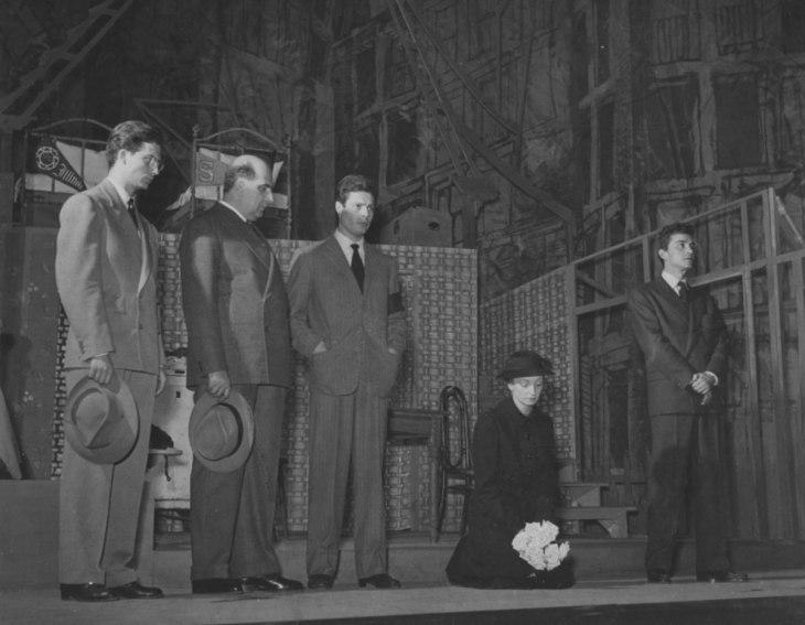 Morte di un commesso viaggiatore, regia di Luchino Visconti 1951