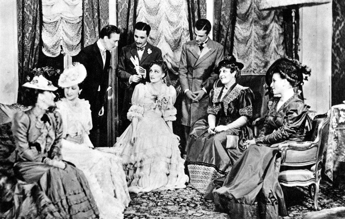 Carità mondana, Compagnia del Teatro di Milano 1936