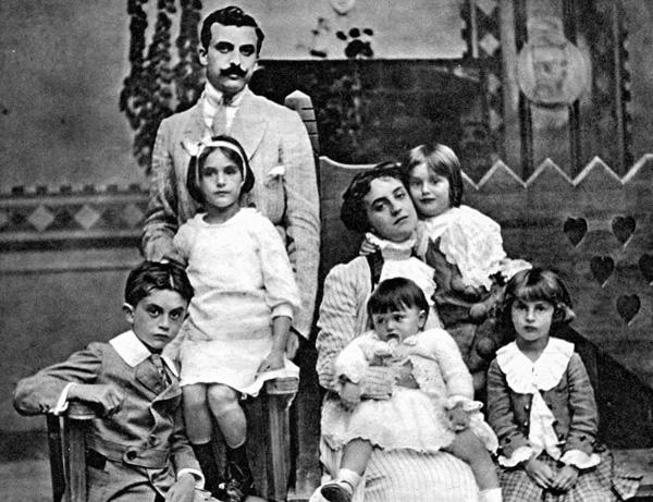 La famiglia Visconti di Modrone a Grazzano