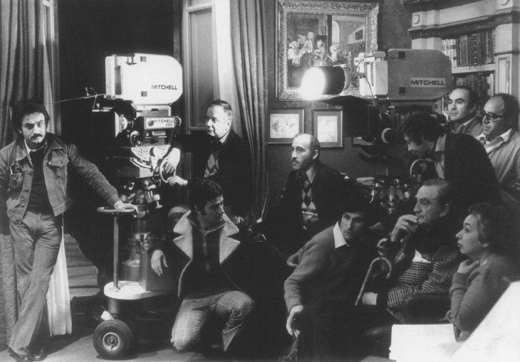 Gruppo di famiglia in un interno di Luchino Visconti 1974