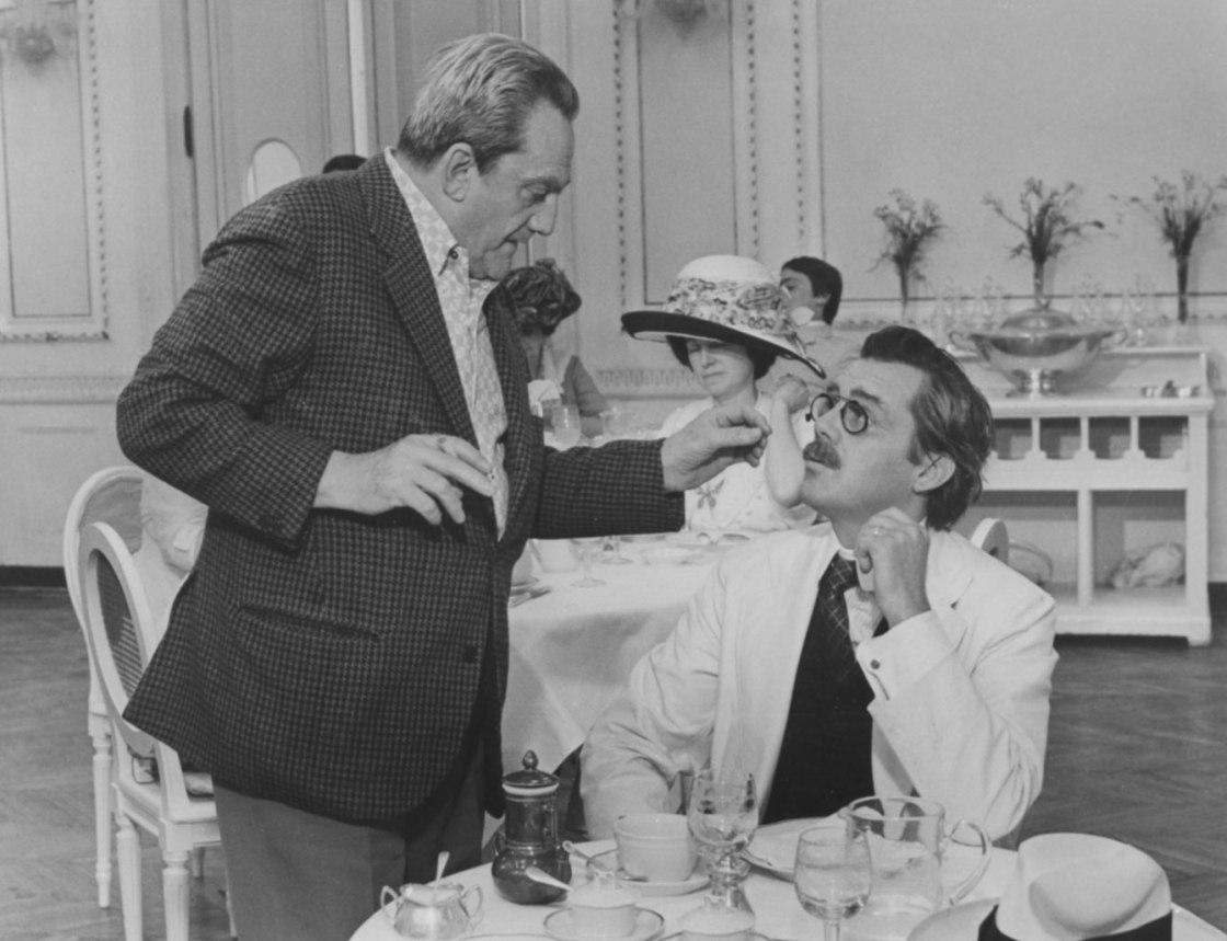 Morte a Venezia di Luchino Visconti 1971