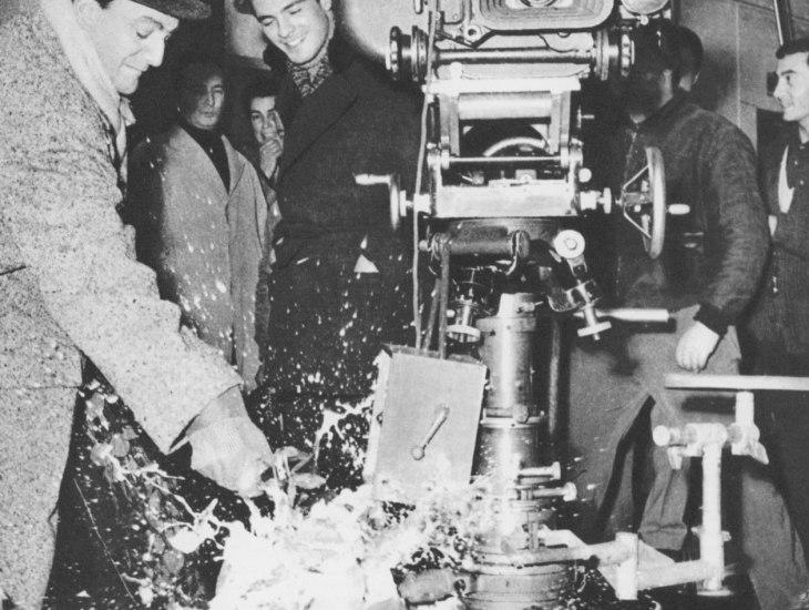 Rocco e i suoi fratelli di Luchino Visconti 1960