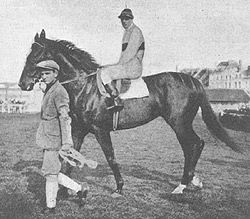 Sanzio, Ostenda 1932