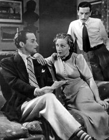 Renato Cialente, Andreina Pagnani, Giuseppe Porelli, Il viaggio 1938