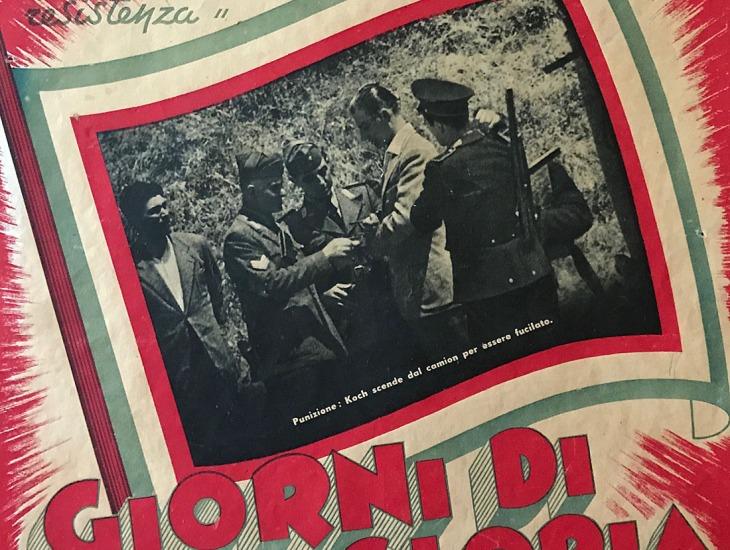 Giorni di gloria, Cineac 1945