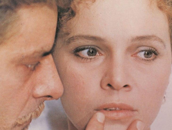 Giancarlo Giannini e Laura Antonelli, L'innocente di Luchino Visconti