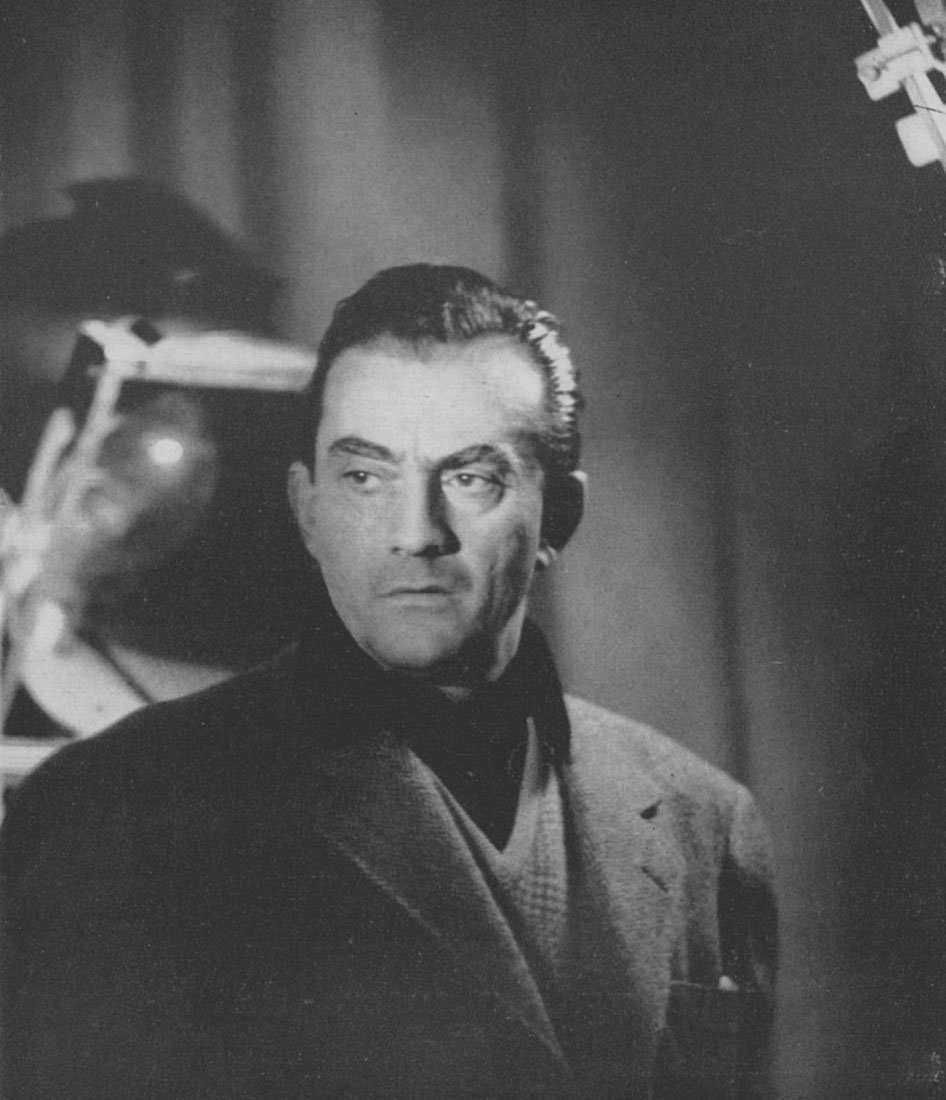 Luchino Visconti, Paris 1958