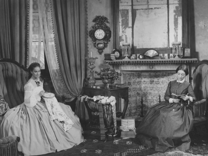 Alida Valli e Rina Morelli in Senso di Luchino Visconti