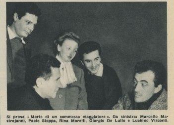 Si prova Morte di un commesso viaggiatore 1951
