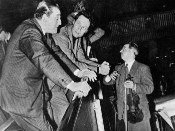 Luchino Visconti Carlo Maria Giulini Charles Taylor