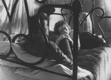 Giorgio De sullo e Rina Morelli in Euridice di Jean Anouilh