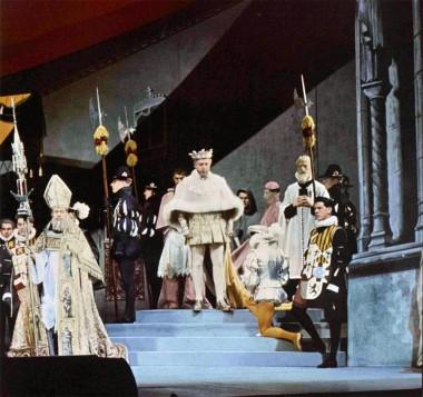 Don Carlo, Londra, Covent Garden, 9 Maggio 1958