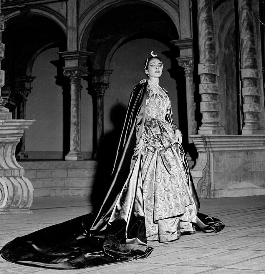 Ifigenia in Tauride Teatro alla Scala 1957 Maria Meneghini Callas