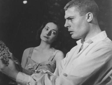Rossella Falk e Marcello Mastroianni