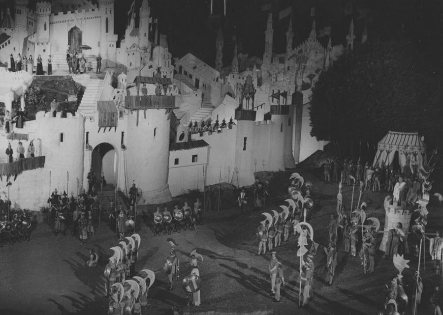 Troilo e Cressida di William Shakespeare Maggio Fiorentino 1949