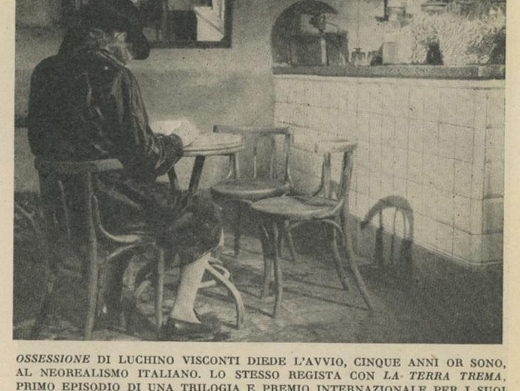 La terra trema Il ritorno di Visconti