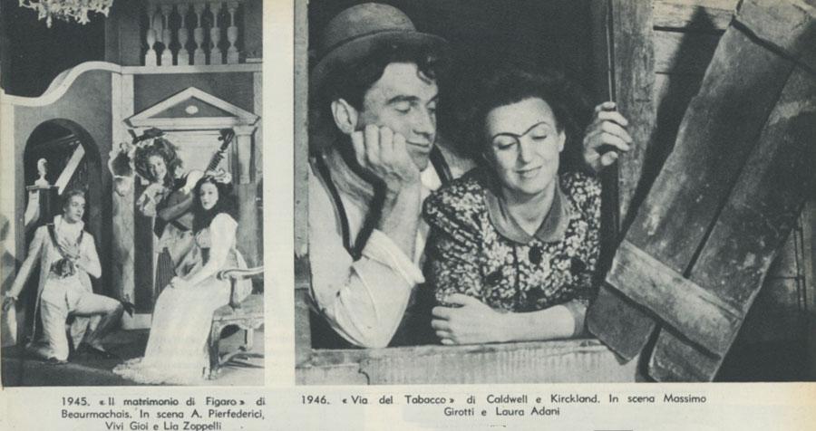 Luchino Visconti regista principe del teatro italiano
